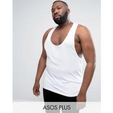 ASOS PLUS - Weißes Trägershirt