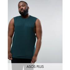 ASOS PLUS - Lang geschnittenes Trägershirt