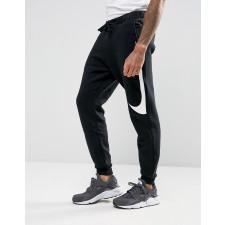Nike - Hybrid Swoosh - Schwarze Jogginghose, 861720-011