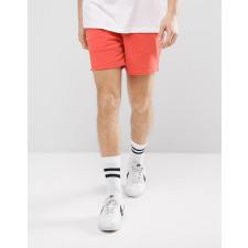 ASOS - Orangefarbene Jersey-Shorts