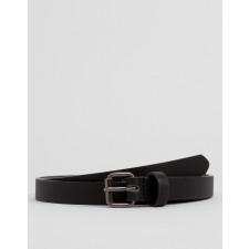 ASOS - Sehr schmaler, schwarzer Gürtel