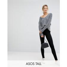 ASOS TALL - Schwarze Leggings