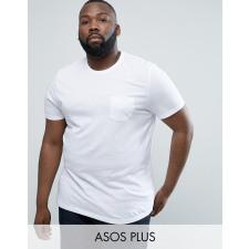 ASOS PLUS - Weißes T-Shirt