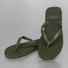 Urban Classics BASIC SLIPPERS Herren oliv-grün