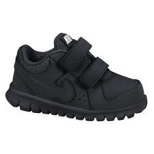Nike FLEX EXPERIENCE LTR TDV Natural Running Schuhe Kinder schwarz