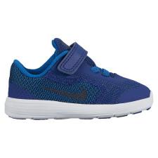 Nike REVOLUTION 3 TD BOYS Laufschuhe Kinder blau