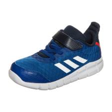 adidas RAPIDAFLEX EL TRAININGSSCHUH KLEINKINDER Kinder blau-weiß