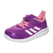 adidas RAPIDAFLEX EL TRAININGSSCHUH KLEINKINDER Kinder lila-pink
