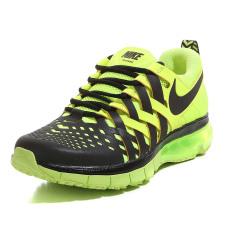 Nike FINGERTRAP MAX Fitnessschuhe Herren grün-schwarz