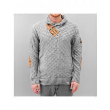 Just Rhyse Männer Pullover Snowfall Knit