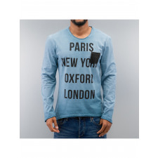 Just Rhyse Männer Longsleeve Paris