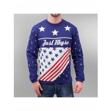Just Rhyse Männer Pullover US Logo