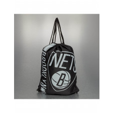 Forever Collectibles Männer,Frauen Beutel NBA Cropped Logo Brooklyn Nets