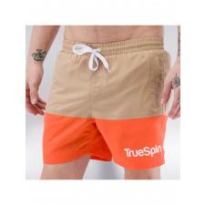 TrueSpin Männer Badeshorts Swimming