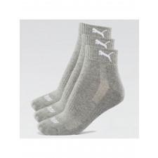 Puma 2-Pack Cushioned Quarters Socks