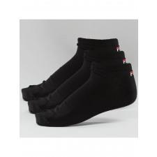 FILA Männer,Frauen Socken 3-Pack Invisible