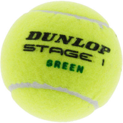 Dunlop Stage 2 Tennisball Kinder