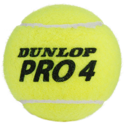 Dunlop PRO TOUR Tennisball
