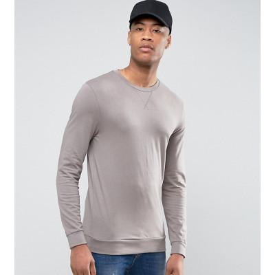 ASOS TALL - Leichtes Muskel-Sweatshirt