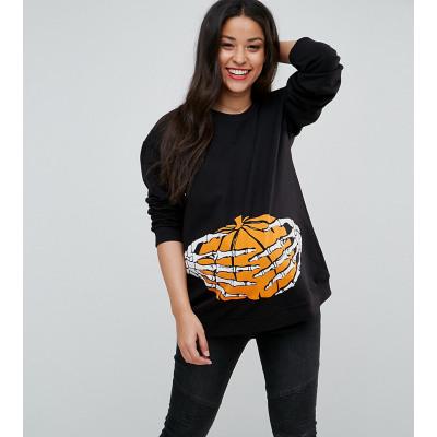 ASOS Maternity - Halloween-Sweatshirt