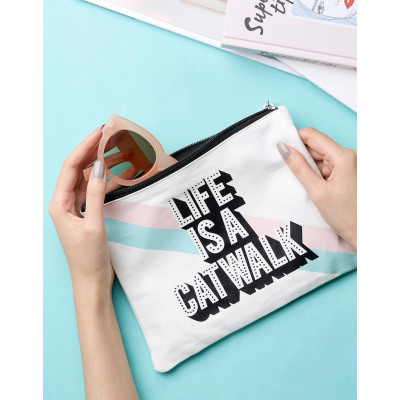 Paperchase - Life Is A Catwalk - Tasche
