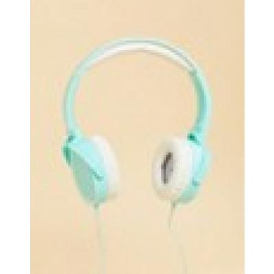 Typo - Reverb - Hellblaue Kopfhörer - Mehrfarbig