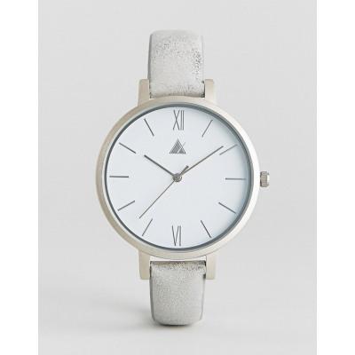 ASOS - Metallic-Uhr