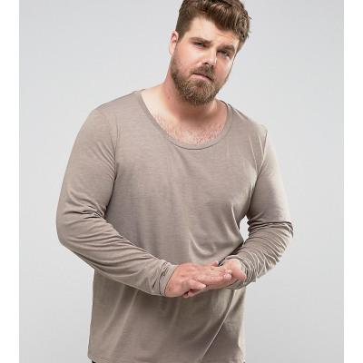 ASOS PLUS - Langärmliges Shirt