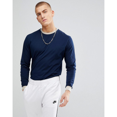 ASOS - Weites, langärmliges Shirt