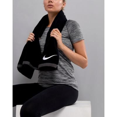 Nike Fundamental Handtuch Schwimmen - Blau