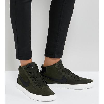 Nike SB - Bruin - Hohe Sneaker