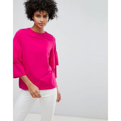 Vero Moda - Ausgestelltes Sweatshirt