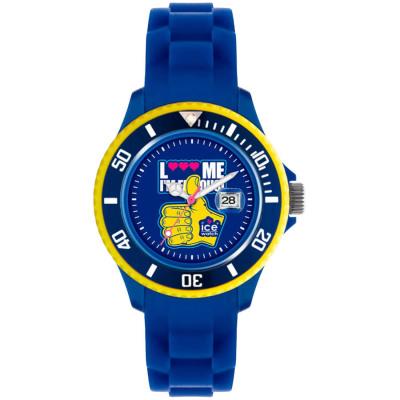Ice-Watch LMIF ROYAL BLUE HAND UHR Quarzuhr Damen blau