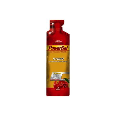 Powerbar POWERGEL HYDRO CHERRY 67ML Nahrungsergänzungsmittel rot