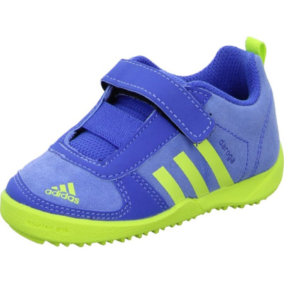 adidas TRAILRUNNINGSCHUHE DAROGA LEA CF I Kinder blau-grün