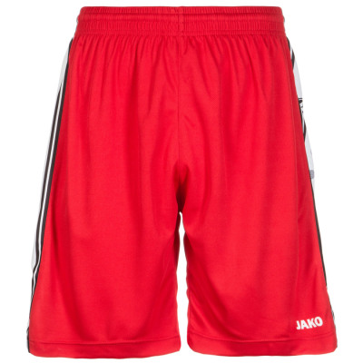 Jako CENTER Basketballshorts Herren rot-weiß