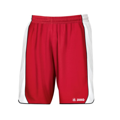 Jako Basketball Short Magic Herren rot-weiß