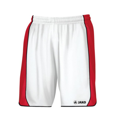 Jako Basketball Short Magic Kinder weiß-rot
