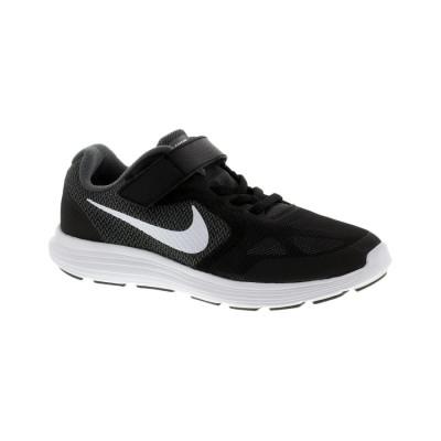 Nike REVOLUTION 3 PS Laufschuhe Kinder schwarz