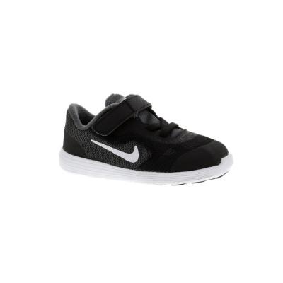 Nike REVOLUTION 3 TD Laufschuhe Kinder schwarz