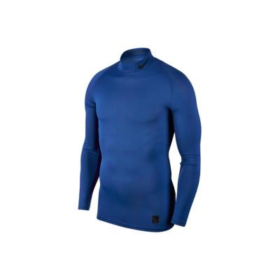 Nike PRO TOP Kompressionsshirt Herren blau
