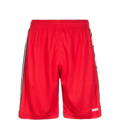 Jako CENTER BASKETBALLSHORT Basketballshorts Kinder rot-weiß