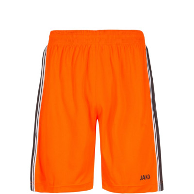 Jako CENTER BASKETBALLSHORT Basketballshorts Kinder orange