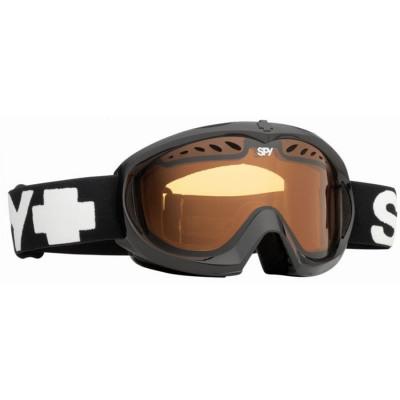 Spy TARGA MINI SHINY BLACK PERSIMMON Snowboardbrille schwarz