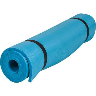 Gorilla Sports Yogamatte klein blau