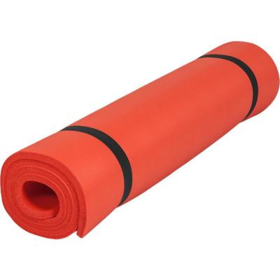 Gorilla Sports Yogamatte groß rot