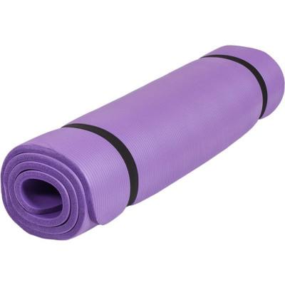 Gorilla Sports Yogamatte groß lila