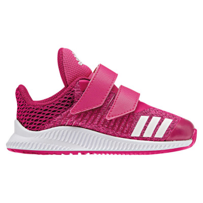 adidas FORTARUN CF I Laufschuhe Kinder pink