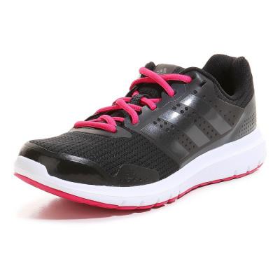 adidas DURAMO 7 Laufschuhe Damen schwarz-grau