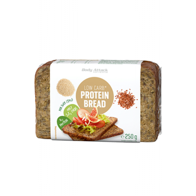 Body Attack Low Carb-Protein Bread - 250g